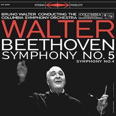Bruno Walter - Beethoven: Symphonies Nos. 4 & 5