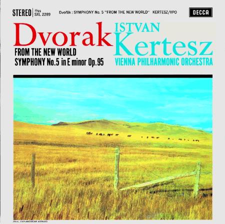 Istvan Kertesz - Dvorak: Symphony No. 5 ('From the New World')