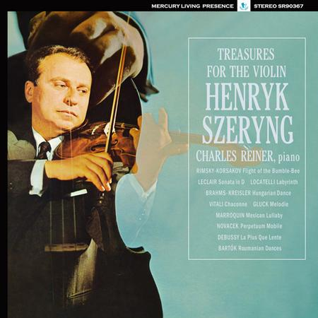 Henryk Szeryng - Treasures For The Violin