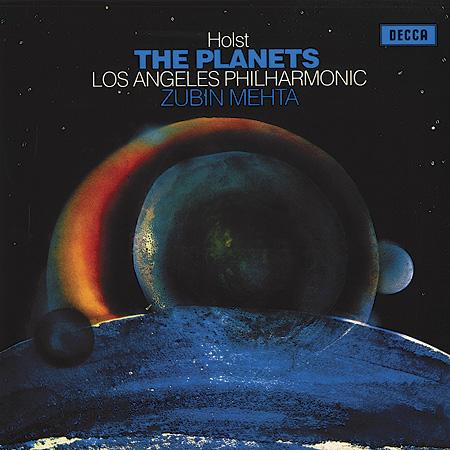 Gustav Holst* Holst·, Concertgebouworkest* Orchestre Du Concertgebouw D'Amsterdam·, Sir Neville Marriner* Neville Marriner - Les Planètes