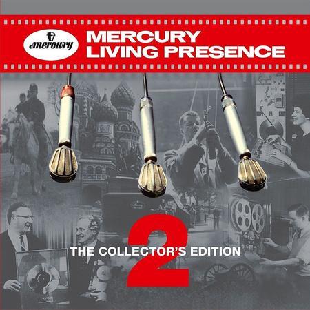 Various Artists - Mercury Living Presence Collector's Edition Box Set