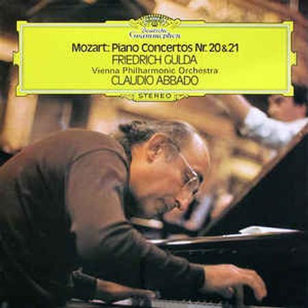 Claudio Abbado - Mozart: Piano Concertos 20 & 21/ Gulda
