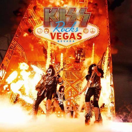 KISS - Rocks Vegas: Live At The Hard Rock Hotel, Las Vegas, NV, 2014