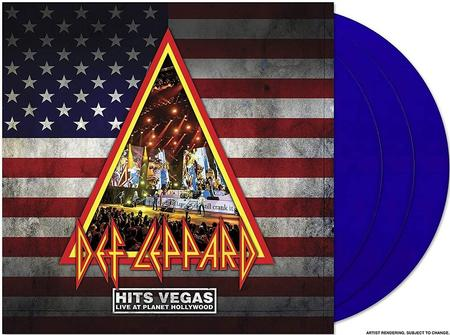Def Leppard - Hits Vegas: Live At Planet Hollywood, Las Vegas, 2019