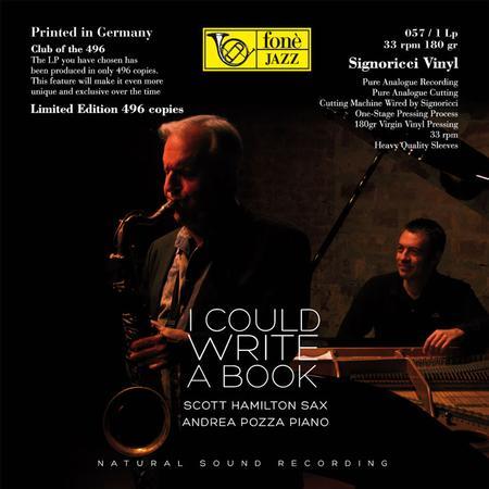 Scott Hamilton & Andrea Pozzo - I Could Write A Book
