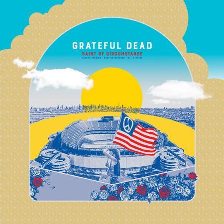 Grateful Dead - Saint Of Circumstance: Giants Stadium, East Rutherford, NJ 6/17/91 (Live)