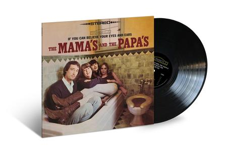 The Mamas & The Papas - If You Can Believe Your Eyes