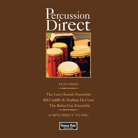 Various Artists - Percussion Direct