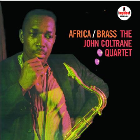 John Coltrane - Africa/Brass