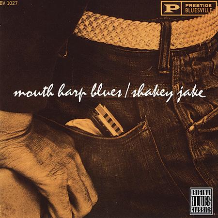 Shakey Jake - Mouth Harp Blues