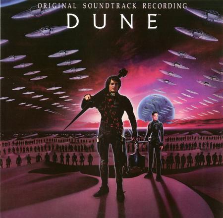 Toto and Brian Eno - Dune