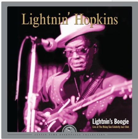 Lightnin' Hopkins - Lightnin's Boogie: Live at The Rising Sun Celebrity Jazz Club