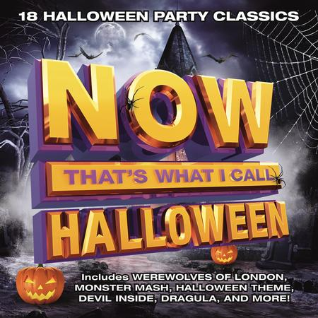 Various Artists - Now That's What I Call Halloween