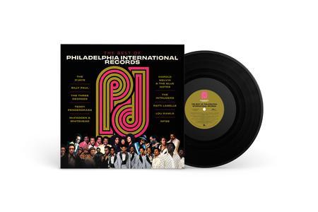 Various Artists - The Best Of Philadelphia International Records