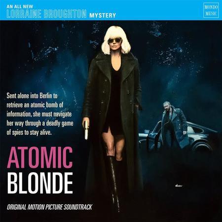 Various Artists - Atomic Blonde