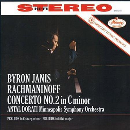 Antal Dorati - Rachmaninov: Piano Concerto No.2 in C minor/ Janis