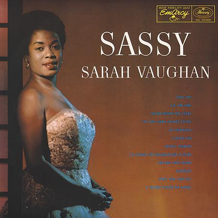 Sarah Vaughan - Sassy