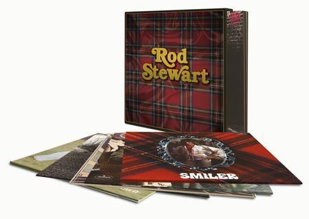 Rod Stewart - Rod Stewart Vinyl Box Set