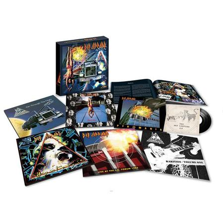 Def Leppard - The Vinyl Collection: Volume One Box Set