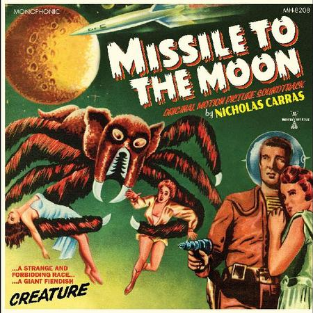 Nicholas Carras - Missile To The Moon