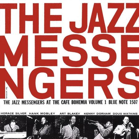 The Jazz Messengers - At The Cafe Bohemia Volume 1