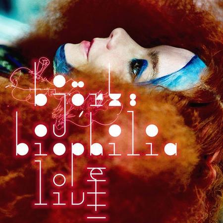 Bjork - Biophilia Live