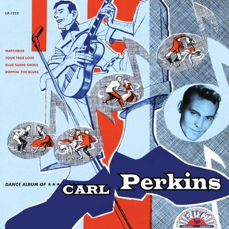 Carl Perkins - The Dance Album Of Carl Perkins