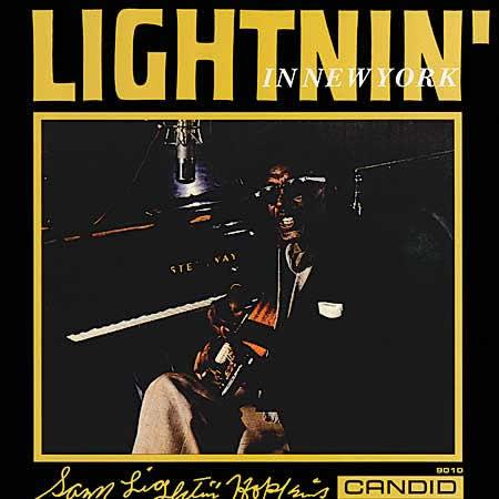 Lightnin' Hopkins - Lightnin' In New York