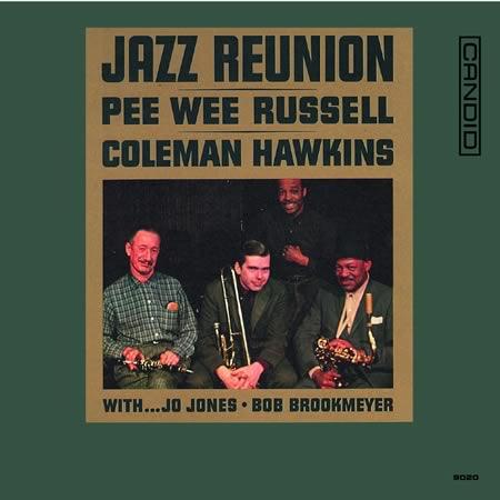 Pee Wee Russell & Coleman Hawkins - Jazz Reunion