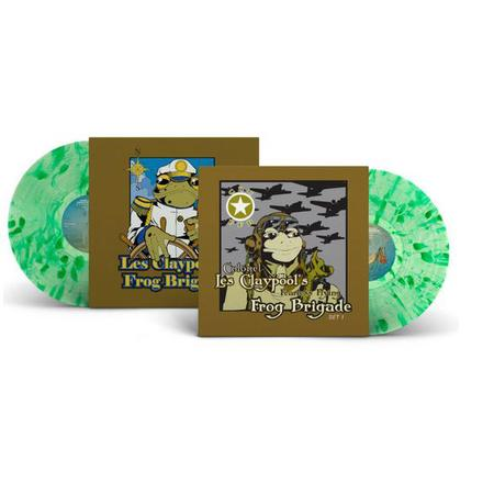 The Les Claypool Frog Brigade - Live Frogs Sets 1 & 2