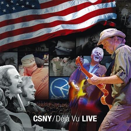 Crosby, Stills, Nash and Young - Déjà vu Live