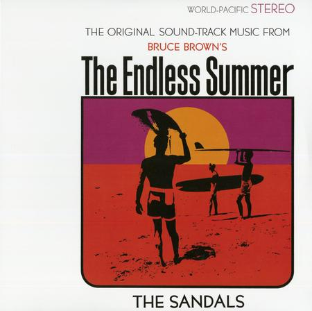 The Sandals - The Endless Summer
