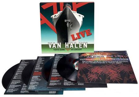 Van Halen - Tokyo Dome In Concert