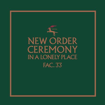 New Order - Ceremony (Version 1)