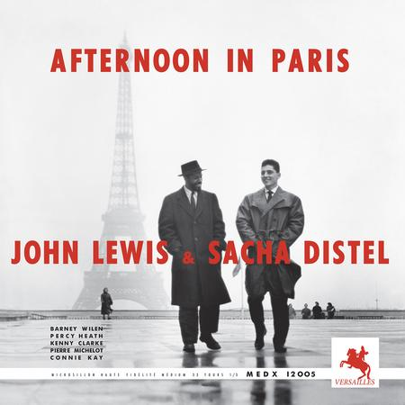 John Lewis & Sacha Distel - Afternoon In Paris
