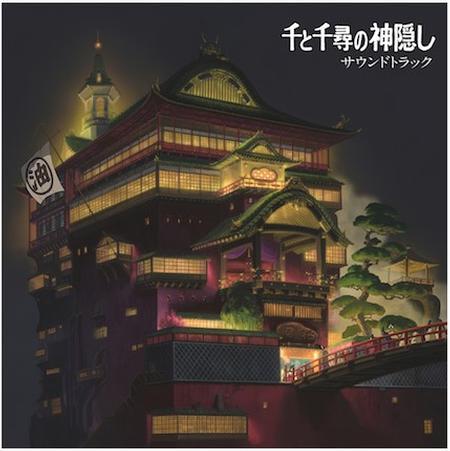 Joe Hisaishi - Spirited Away