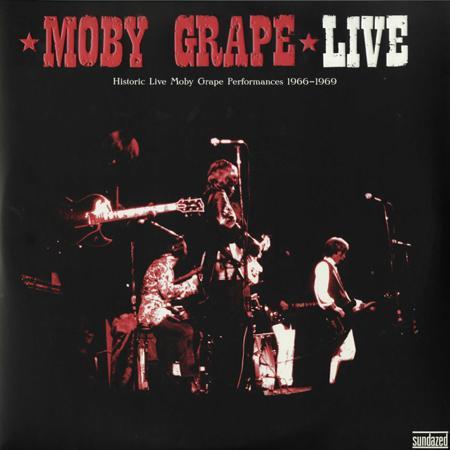 Moby Grape - Live