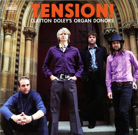 Clayton Doley's Organ Donors - Tension!