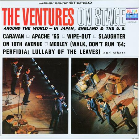The Ventures - On Stage