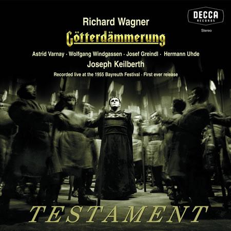 Joseph Keilberth - Wagner: Gotterdammerung -The Ring Cycle