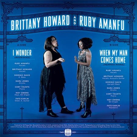 Brittany Howard (Alabama Shakes) & Ruby Amanfu - I Wonder/When My Man Comes Home