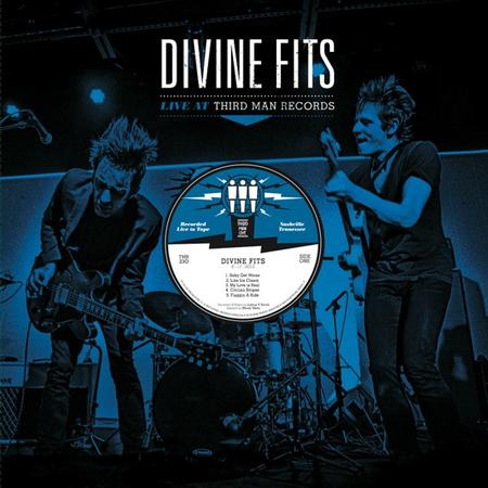 Divine Fits - Live At Third Man Records