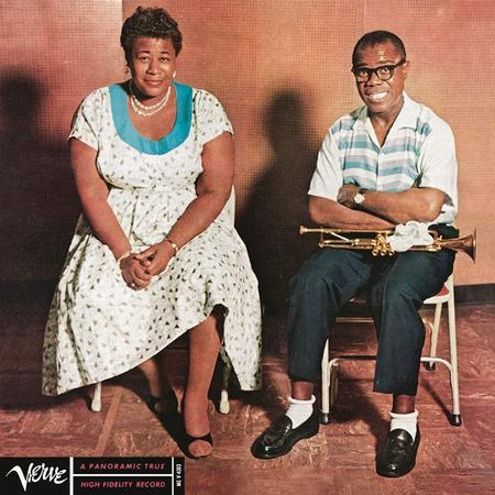 Ella Fitzgerald and Louis Armstrong - Ella & Louis