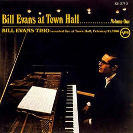 Bill Evans - At Town Hall Vol. 1
