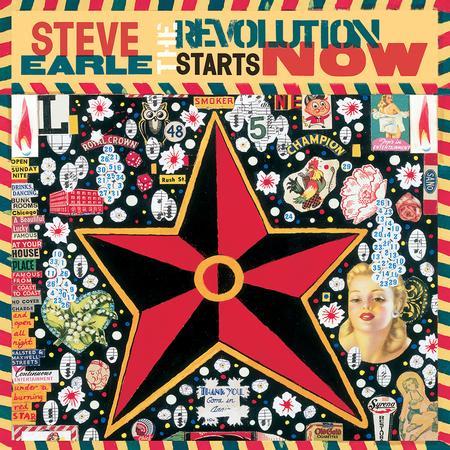 Steve Earle - The Revolution Starts Now