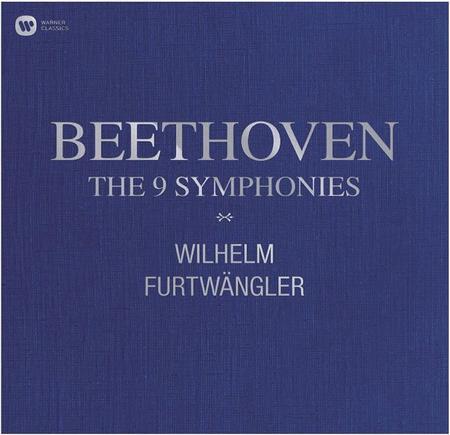 Wilhelm Furtwangler - Beethoven: The 9 Symphonies