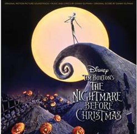 Danny Elfman - The Nightmare Before Christmas