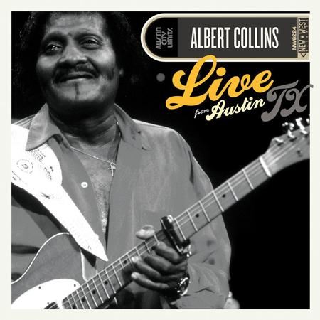 Albert Collins - Live From Austin, TX
