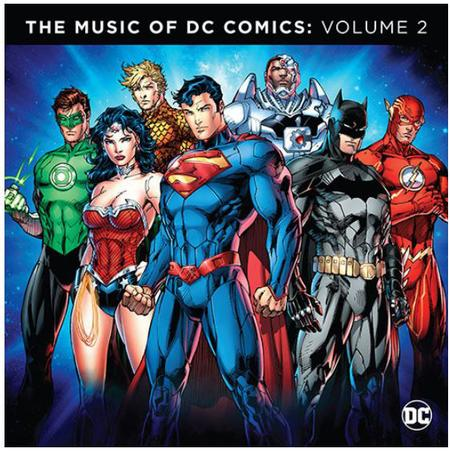 Various Artists - The Music Of DC Comics: Volume 2
