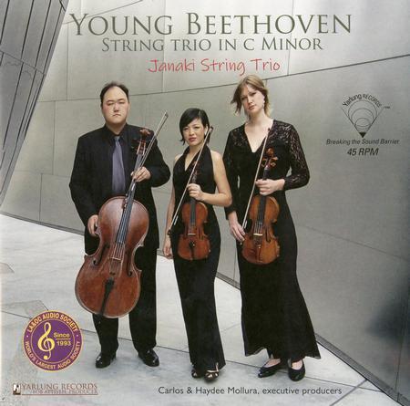 Janaki String Trio - Young Beethoven: String Trio In C Minor